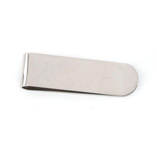 Κλιπ χαρτονομισμάτων από ανοξείδωτο ατσάλι με στρογγυλεμένη άκρη